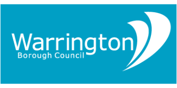 Warrington Borough Council logo
