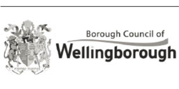 Wellingborough Borough Council logo