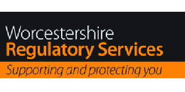 Worcestershire Regulatory Services logo