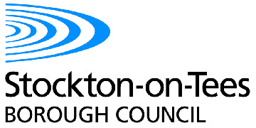 Stockton Council logo