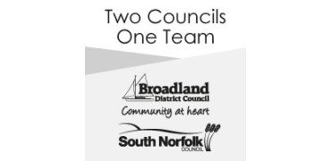 South Norfolk and Broadland District Council logo