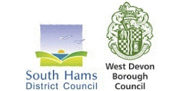 South Hams District Council & West Devon Borough Council logo