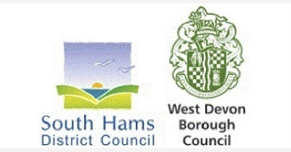 Image result for West Devon Borough Council / South Hams District Council logo