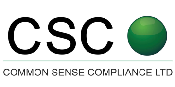 Common Sense Compliance logo