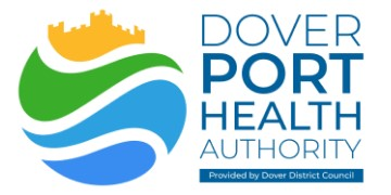 Dover Port Health Authority logo
