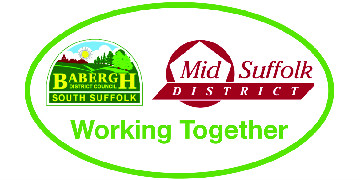 Babergh and Midsuffolk District Councils logo