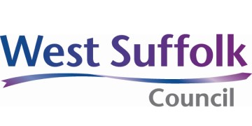 West Suffolk logo