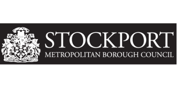 Stockport Metropolitan Borough Council logo