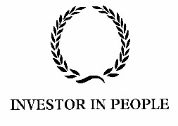 Investors in People proper size