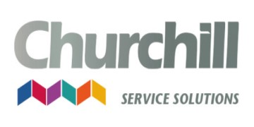 Churchill Service Solutions logo