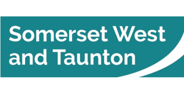 Somerset West & Taunton logo