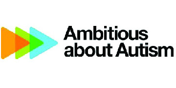 Ambitious about Autism logo