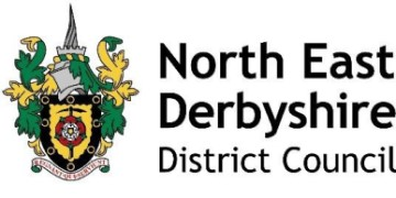 North East Derbyshire logo