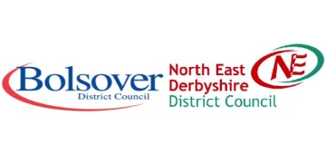 Bolsover and North East Derbyshire District Councils logo
