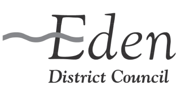 Eden District Council logo