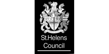 St. Helens Council logo
