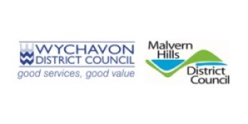 Wychavon District Council & Malvern Hills District Council logo