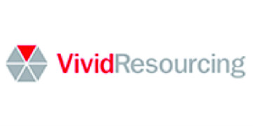 Vivid Resourcing logo