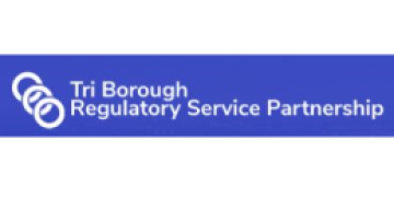 Tri Borough Regulatory Services Partnership logo